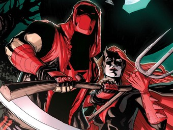 First Look: Red Hood Partners with Batwoman