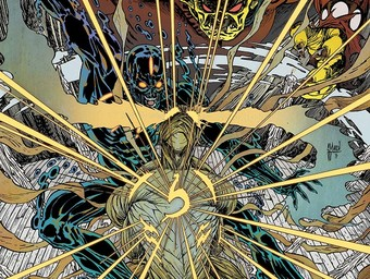 First Look: Ragman is Reunited with his Father