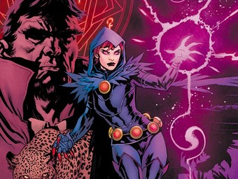 EXCLUSIVE: Marv Wolfman Returns to Raven!
