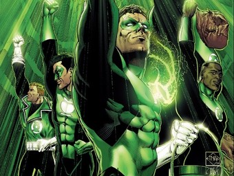 Reading Through Green Lantern: Rebirth