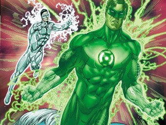 Reader Recaps: Hal Jordan and Kyle Rayner Ring in the New Year!