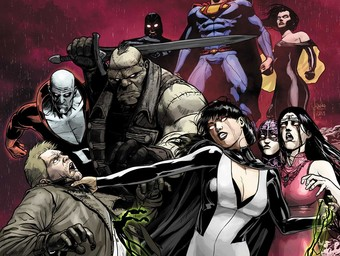 Tuesday Roundup: Some Justice for Forever Evil Fans