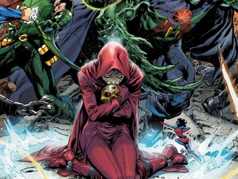 Tuesday Roundup: Trinity War Continues while the Cat and Bat Play…