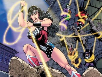 Digital First Slate Adds Wonder Woman Anthology Series