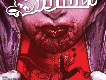 THE SHADE #6 cover