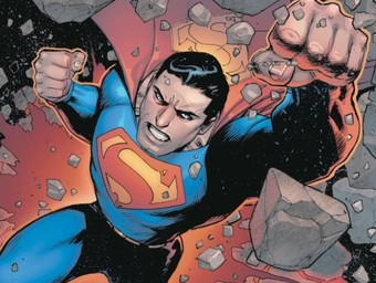 Super Here For…Superman Losing His $#!&