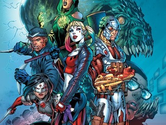 Talking Task Force: Jim Lee and Philip Tan Target Suicide Squad