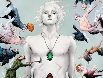 Dreaming Disturbed: First Look at The Sandman Universe #1