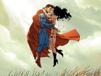 DC Comics' 2012 Hall of Fame: Best (Super) Power Couple