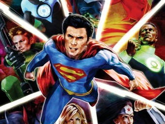 Bryan Q. Miller and Cat Staggs Say So Long to Smallville