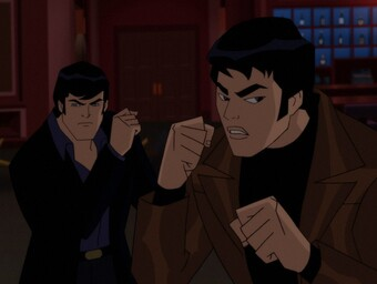 The Batman: Soul of the Dragon Cast Keeps '70s Kung Fu Alive