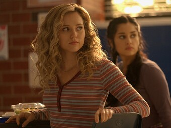 Stargirl's Brec Bassinger Talks Season Two and the Evil of Eclipso