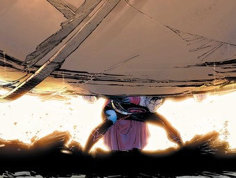 First Look: Superman: Year One Flies Towards its Finale