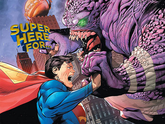 Super Here For...Standalone Stories for the Man of Steel