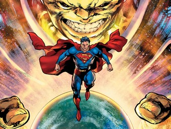 First Look: Warworld Descends on Superman...and Earth