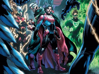 First Look: Superman Achieves World Peace?