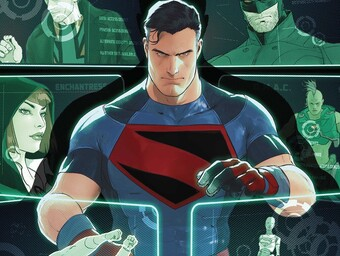 First Look: The Authority Returns to the DC Universe