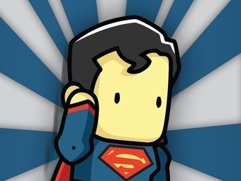 Scribblenauts Asks...Who's Your Superman?