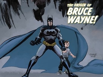 This Just Happened: Bruce Wayne is Born…