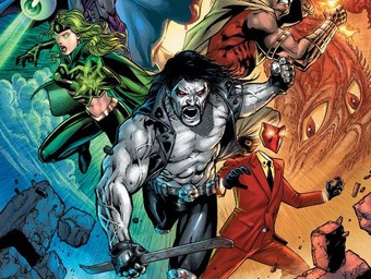 This Just Happened: The Justice League is Put on Ice