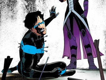 This Just Happened: Nightwing's Life Spyrals Out of Control