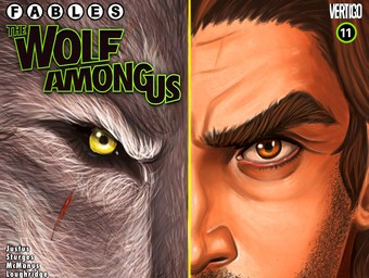 EXCLUSIVE PREVIEW: Fables: The Wolf Among Us Chapter 11