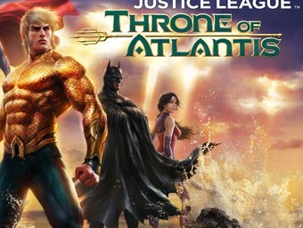 Win Tickets to the Justice League: Throne of Atlantis Premiere