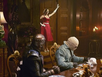 Titans: The Doom Patrol Lends a Hand in Newest Episode Photos
