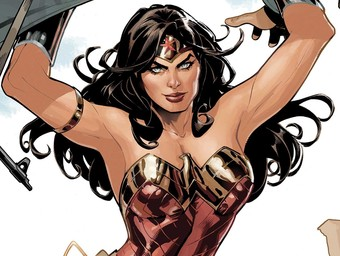 Wonder Woman Reevaluates the Battle for Justice