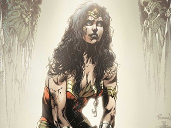 First Look: And Wonder Woman Looked, and Behold a Pale Horse...