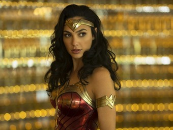 Wonder Woman 1984 Releases Four New Character Posters
