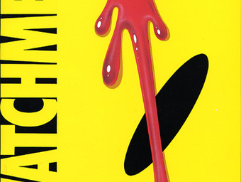 WATCHMEN Original Issues #1-12 Available for Download Now