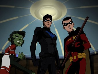 DC All Access: Win Young Justice: Invasion on Blu-Ray