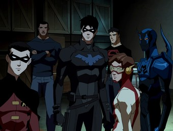 Here's What You Need to Know Before Starting Young Justice: Outsiders