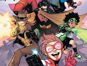 Back to the Beginning: Young Justice's OTHER Return