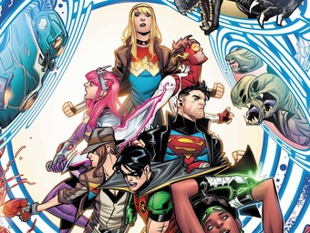 First Look: Young Justice is Lost in the Multiverse