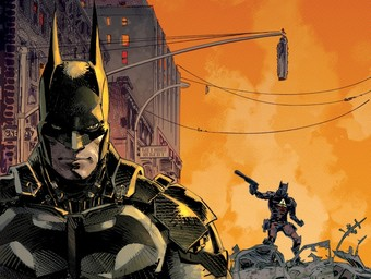 'Batman: Arkham Knight' to Join DC Entertainment's Digital First Slate