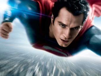 Man of Steel Takes Flight with a New Poster
