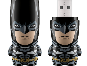 Meet the Latest Members of the DC Comics X MIMOBOT® USB Flash Drive Collection