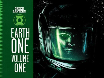 Rethinking Hal Jordan in Green Lantern: Earth One