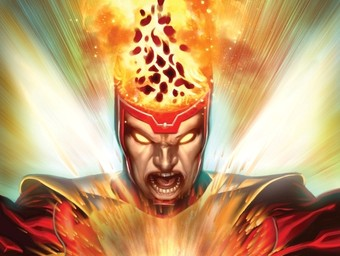 Breaking News: The Flash Gets Fired Up