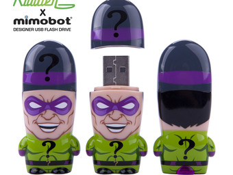 Win a Limited Edition Riddler Flash Drive