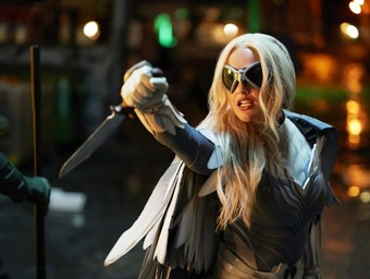 Titans: Episode 2 Photos Show Us Hawk and Dove in Action