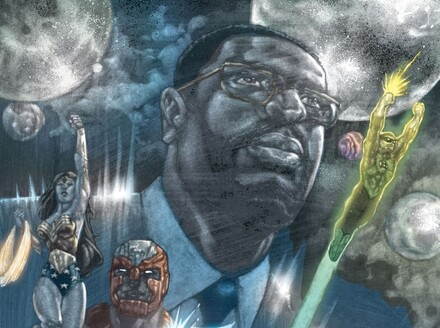 Making Their Mark: Five Iconic Black DC Creators