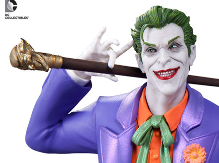 Collectible Close-Up: Our Newest Joker and Catwoman Statues