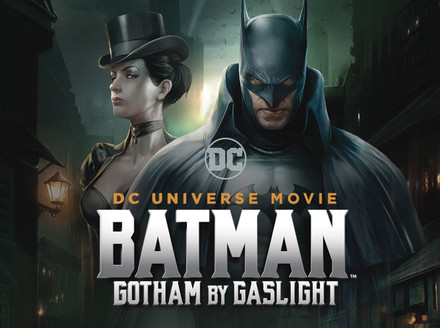 Want to Attend the Batman: Gotham By Gaslight Los Angeles Premiere?