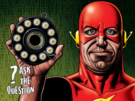 ASK...THE QUESTION: How Many Superheroes Has the H-Dial Produced?
