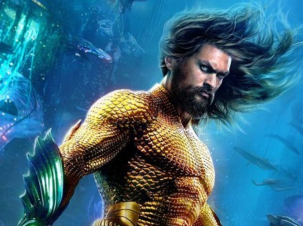 New Aquaman Character Posters Make Waves