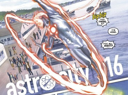 Ten Moments that Mattered: Astro City #16's Poignant Twist