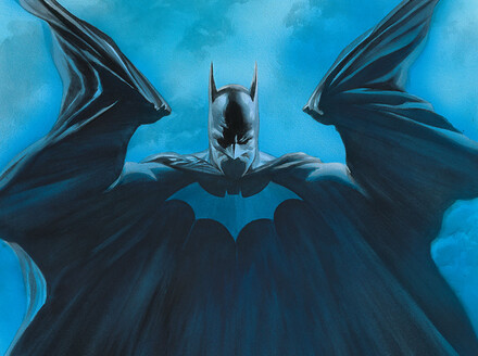 The Perfect Impermanence of Batman